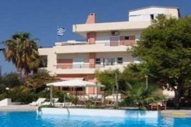 Hotel Monte Vardia: Scalinata CRETA