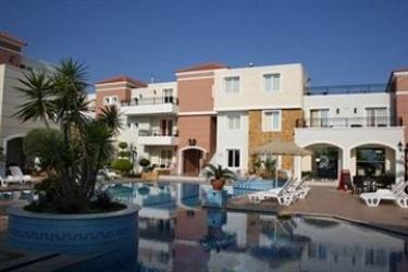 Hotel Zeus Village: Affresco CRETA