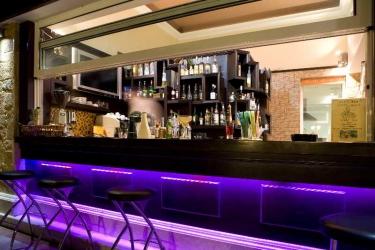 Hotel Zeus Village: Bar CRETA