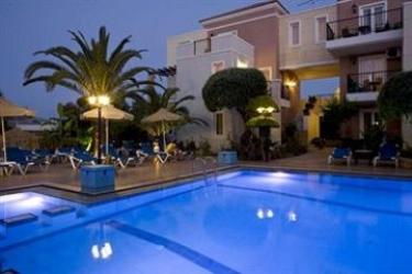 Hotel Zeus Village: Buffet CRETA