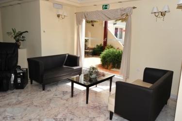 Hotel Zeus Village: Lobby CRETA