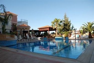 Hotel Zeus Village: Lounge CRETA