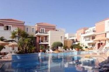 Hotel Zeus Village: Panorama CRETA