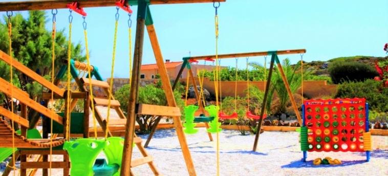 Hotel Zorbas Beach Village: Dettaglio CRETA