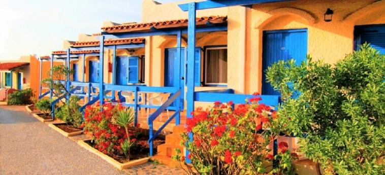 Hotel Zorbas Beach Village: Esterno CRETA