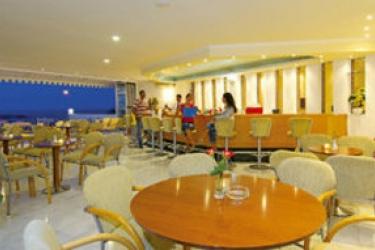 Hotel Rethymno Mare Royal: Bar CRETA