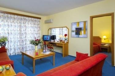 Hotel Rethymno Mare Royal: Camera Junior Suite CRETA