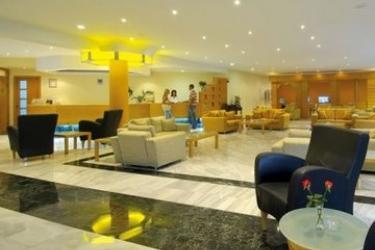 Hotel Rethymno Mare Royal: Lobby CRETA
