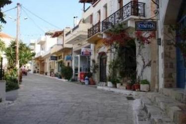 Hotel Villa Kynthia: Esterno CRETA