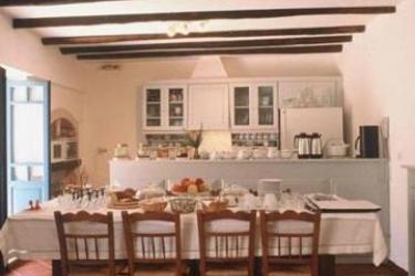 Hotel Villa Kynthia: Sala Colazione CRETA
