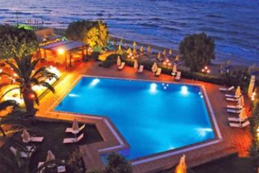 Hotel Zephyros: Esterno CRETA