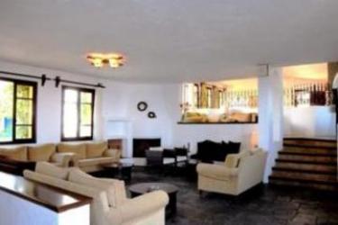 Hotel Hersonissos Village: Lobby CRETA