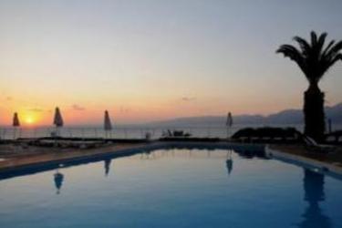 Hotel Hersonissos Village: Piscina CRETA