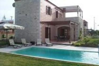 Hotel Villa Anemoni: Mer CRÈTE