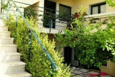 Villiana Holiday Apartments: Balcony CRETE