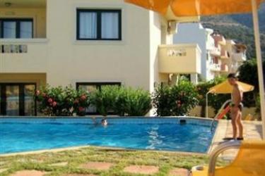 Villiana Holiday Apartments: Chapel CRETE