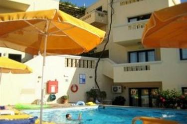Villiana Holiday Apartments: Floor Plan CRETE