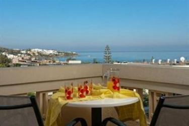 Villiana Holiday Apartments: Map CRETE