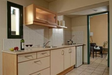 Villiana Holiday Apartments: Restaurant CRETE