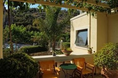 Villiana Holiday Apartments: Terrace CRETE