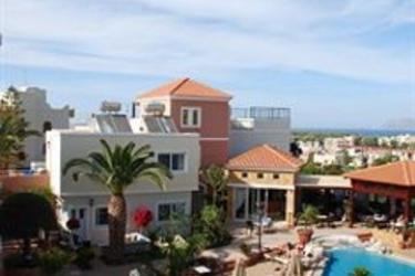 Hotel Zeus Village: Hotel Position CRETE