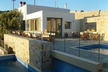 Hotel Achlada - Mourtzanakis Residence: Balcony CRÈTE