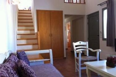 Hotel Achlada - Mourtzanakis Residence: Véranda CRÈTE