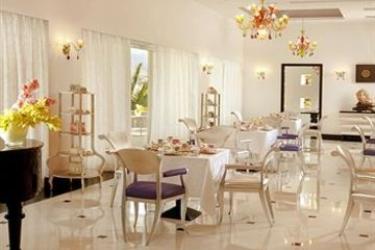 Hotel Out Of The Blue Capsis Elite Resort: Restaurant Exterior CRÈTE