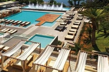Hotel Out Of The Blue Capsis Elite Resort: Signature Lake Side Room CRÈTE