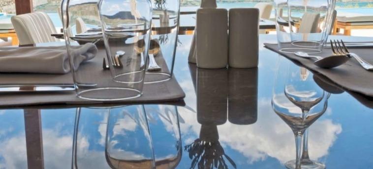 Royal Marmin Bay Boutique & Art Hotel: Aerial View CRETE