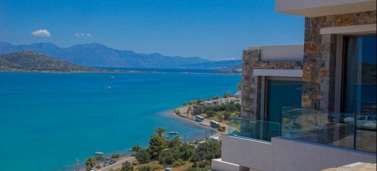 Royal Marmin Bay Boutique & Art Hotel: Apartment Saraceno CRETE