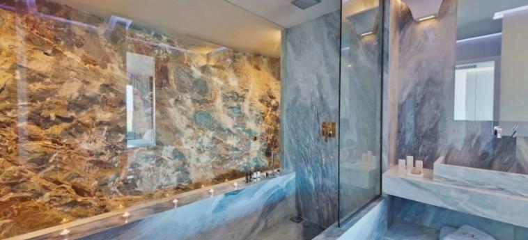 Royal Marmin Bay Boutique & Art Hotel: Bathroom CRETE