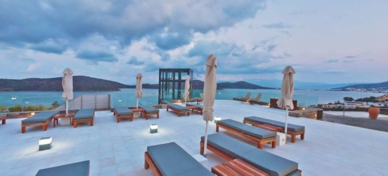 Royal Marmin Bay Boutique & Art Hotel: Depandance CRETE