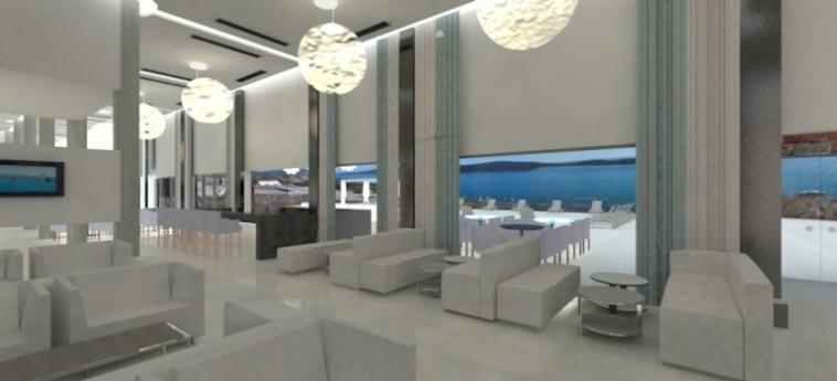 Royal Marmin Bay Boutique & Art Hotel: Jacuzzi CRETE