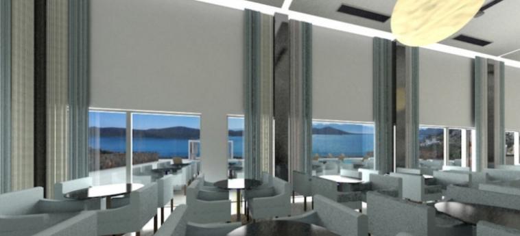 Royal Marmin Bay Boutique & Art Hotel: Restaurant CRETE