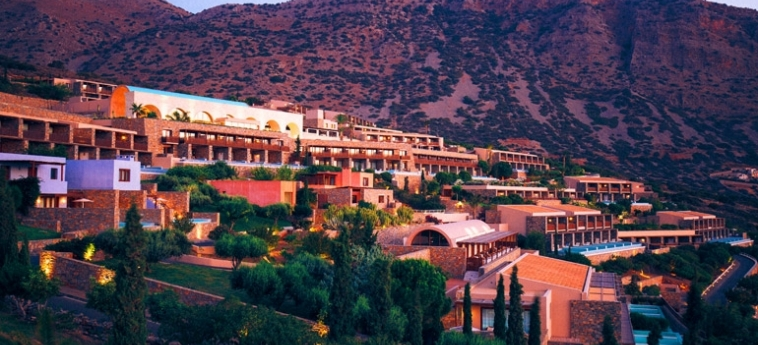 Hotel Blue Palace, A Luxury Collection Resort & Spa: Exterior CRETE
