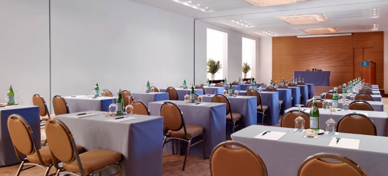 Hotel Blue Palace, A Luxury Collection Resort & Spa: Meeting facility CRETE