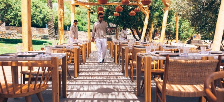 Hotel Blue Palace, A Luxury Collection Resort & Spa: Restaurant CRETE