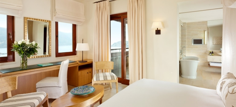 Hotel Blue Palace, A Luxury Collection Resort & Spa: Superior Room CRETE