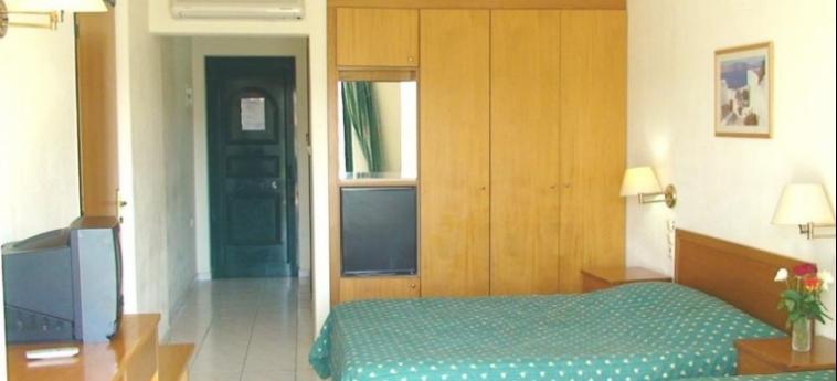 Hotel Despo: Chambre Double CRÈTE