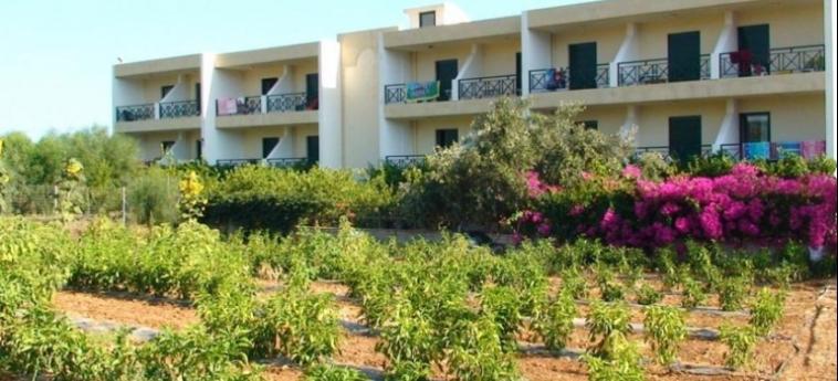 Hotel Despo: Extérieur CRÈTE