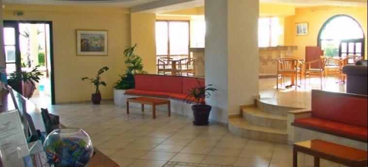 Hotel Despo: Lobby CRÈTE