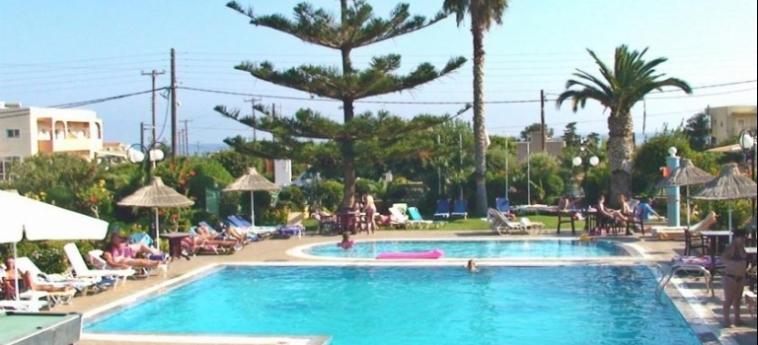 Hotel Despo: Piscine Découverte CRÈTE