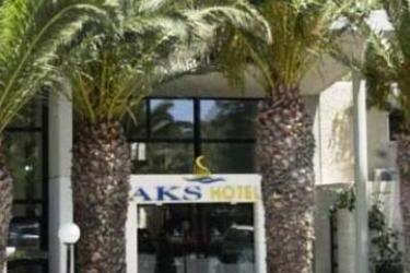 Hotel Aks Minoa Palace: Extérieur CRÈTE