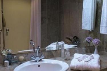 Hotel Aks Minoa Palace: Salle de Bains CRÈTE