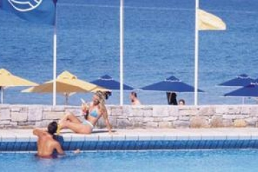Hotel Aks Minoa Palace: Swimming Pool CRÈTE