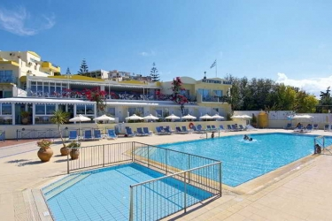 Hotel Rethymno Mare Royal: Exterieur CRÈTE