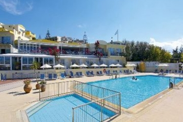 Hotel Rethymno Mare Royal: Piscine Découverte CRÈTE