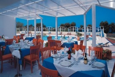 Hotel Rethymno Mare Royal: Restaurant CRÈTE