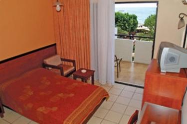Hotel Zephyros: Bedroom CRETE